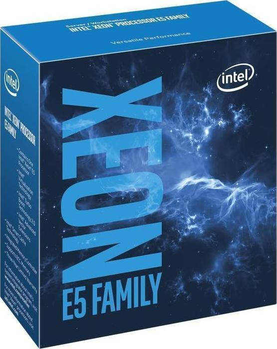 INTEL CPU XEON DP E5-2620-V4, 8C/16T, 2.10GHz (BX80660E52620V4)  1