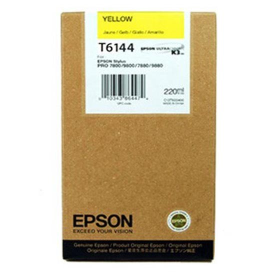 EPSON Cartridge Yellow C13T614400 C13T614400 1