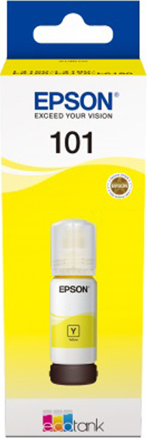EPSON Ink Bottle Yellow C13T03V44A EPSON Ink Bottle Yellow C13T03V44A 1