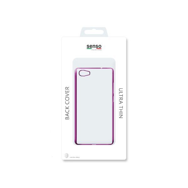 SENSO SIDE SONY X MINI COMPACT pink backcover outlet SENSO SIDE SONY X MINI COMPACT pink backcover outlet 1