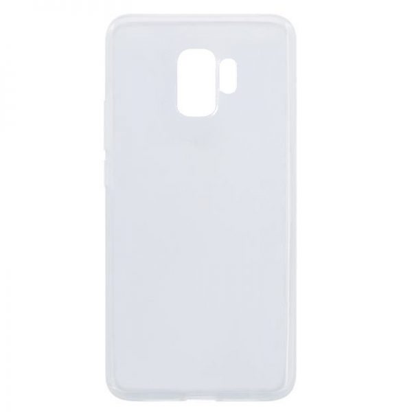 iS TPU 0.3 SAMSUNG S9 PLUS trans backcover iS TPU 0.3 SAMSUNG S9 PLUS trans backcover 1