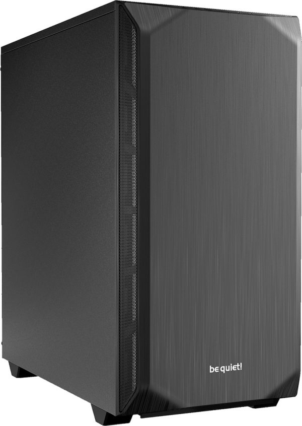 BEQUIET PC CHASSIS PURE BASE 500 BG034, MIDI TOWER ATX, BLACK, W/O PSU, 1X14CM PURE WINGS 2 FAN, 1X14CM REAR PURE WINGS 2 FAN, 3YW. 20190925124251 be quiet pure base 500 black 1