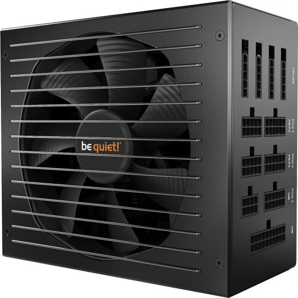 BEQUIET PSU STRAIGHT POWER 11 750W BN307, PLATINUM CERTIFIED, MODULAR CABLES, SILENT WINGS 3 135MM FAN, 5YW. be quiet straight power 11 platinum 750w 1