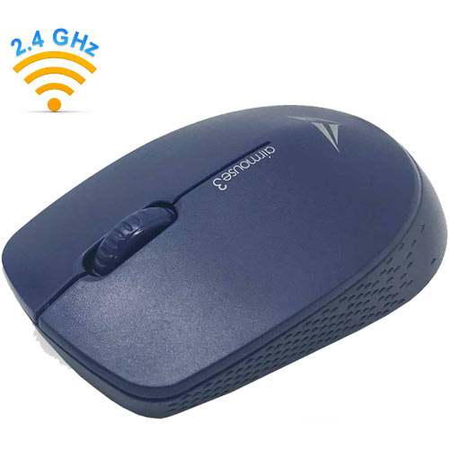 ALCATROZ WIRELESS 2.4G AIRMOUSE 3 BLUE