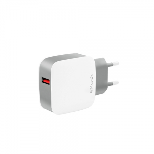 FONEX TRAVEL CHARGER 3.1A white