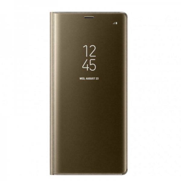 SENSO CLEAR BOOK HUAWEI Y6 PRO 2019 / Y6s / HONOR 8A gold