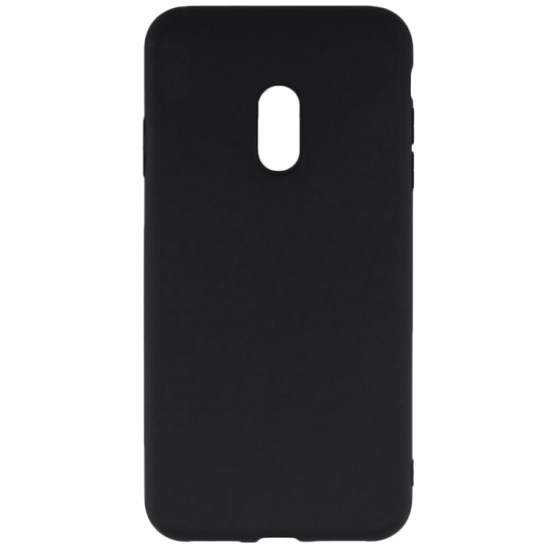 SENSO SOFT TOUCH NOKIA 2.1 black backcover