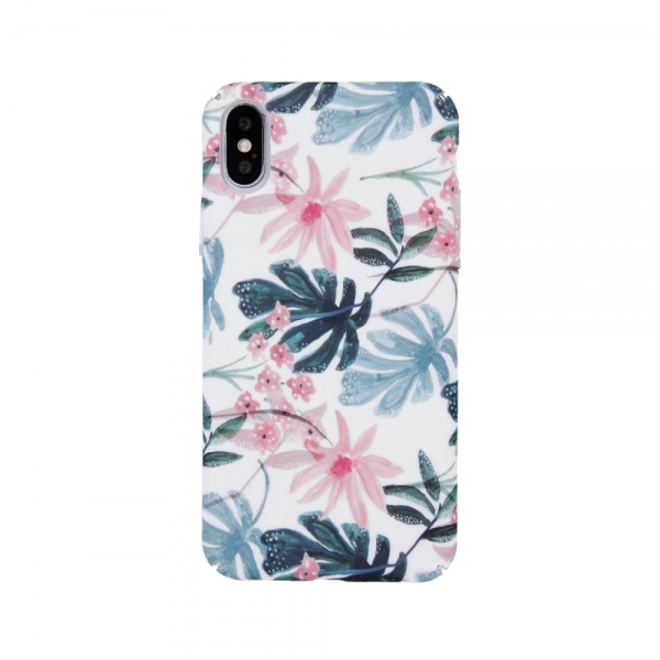 SPD 2 SENSO PC CASE FLOWER2 HUAWEI Y5 2019 SPECIAL EDITION backcover