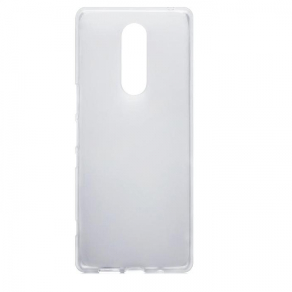 iS TPU 0.3 SONY XPERIA 1 trans backcover