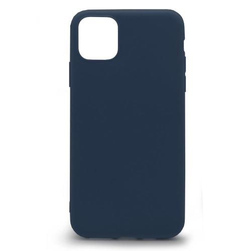 Θήκη Soft TPU inos Apple iPhone 11 Pro S-Cover Μπλε