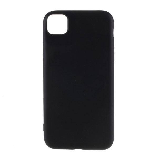 SENSO SOFT TOUCH HUAWEI Y5P black backcover
