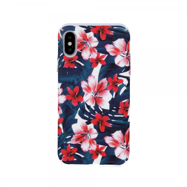 SPD 2 SENSO PC CASE FLOWER1 HUAWEI Y6 2019 SPECIAL EDITION backcover