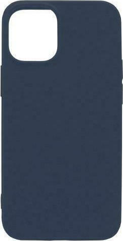 Soft TPU inos Apple iPhone 12 Pro Max S-Cover Blue Θήκη Soft TPU inos Apple iPhone 12 Pro Max S Cover Μπλε 1
