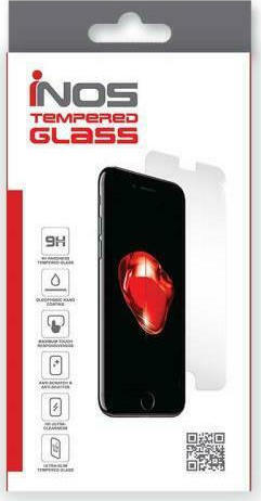 Tempered Glass Full Face inos 0.33mm Apple iPhone 12 Pro Max Black Tempered Glass Full Face inos 0.33mm Apple iPhone 12 Pro Max Μαύρο 1