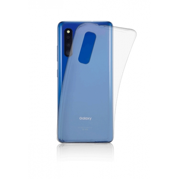 FONEX TPU CASE 0.2mm SAMSUNG A41 backcover