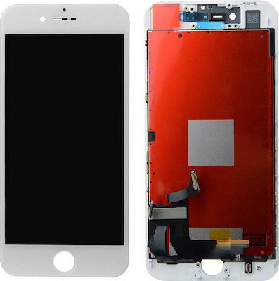 Οθόνη με Touch Screen Apple iPhone 8 Λευκό (OEM, Supreme Quality Rewritable) Οθόνη με Touch Screen Apple iPhone 8 Λευκό Supreme Quality Rewritable 1