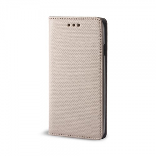 SENSO BOOK MAGNET HUAWEI Y5 2019 / HONOR 8S gold