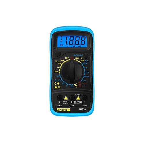 Digital Multimeter ΑNENG AN830L for Mobile Phone Repair with Backlight