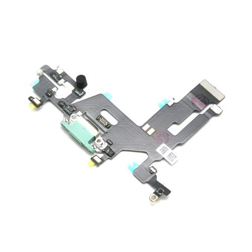 Flex Cable Apple iPhone 11 with Plugin Connector & Microphone Green (OEM)