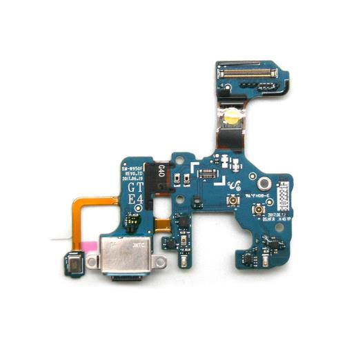 Flex Cable Samsung N950F Galaxy Note 8 with Plugin Connector USB C & Microphone (Original)