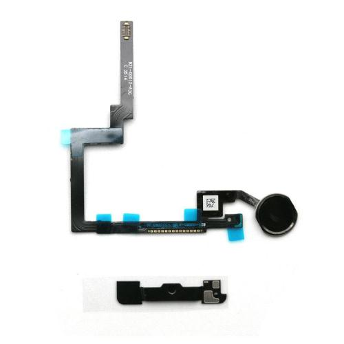 Home Button Flex Cable with External Home Button Apple iPad mini 3 Black (OEM)