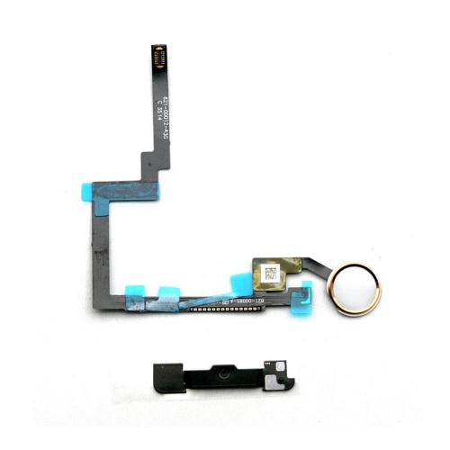Home Button Flex Cable with External Home Button Apple iPad mini 3 Gold (OEM)