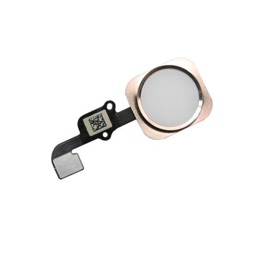 Home Button Flex Cable with External Home Button Apple iPhone 6s/ iPhone 6s Plus Gold (OEM)