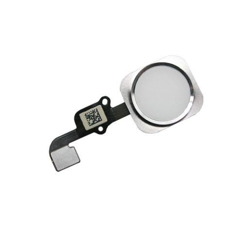 Home Button Flex Cable with External Home Button Apple iPhone 6s/ iPhone 6s Plus White (OEM)