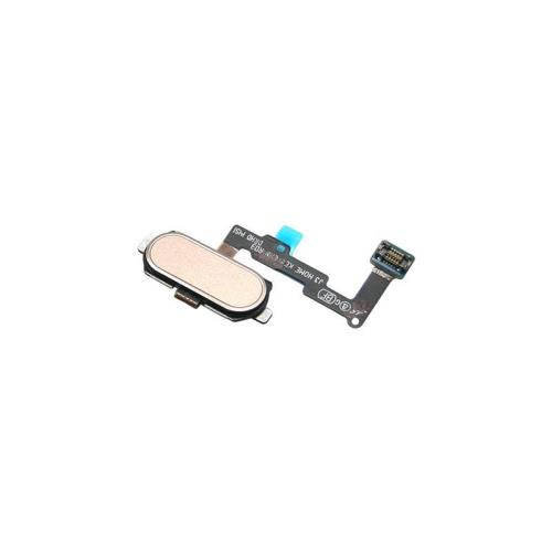Home Button Flex Cable with External Home Button Samsung J330F Galaxy J3 (2017) Gold (OEM)