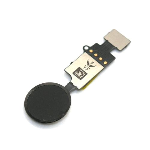 Home Button Flex Cable with Home Button Apple iPhone 7/ 7 Plus/ 8/ 8 Plus with Active Return Function Black (OEM)
