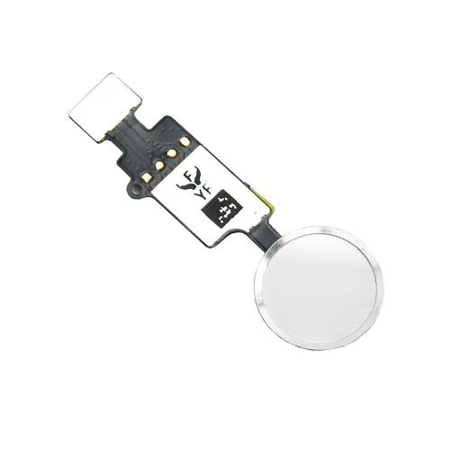 Home Button Flex Cable with Home Button Apple iPhone 7/ 7 Plus/ 8/ 8 Plus with Active Return Function White (OEM)