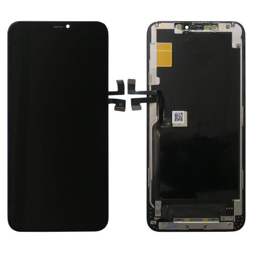 LCD with Touch Screen Apple iPhone 11 Pro Max Black (OEM
