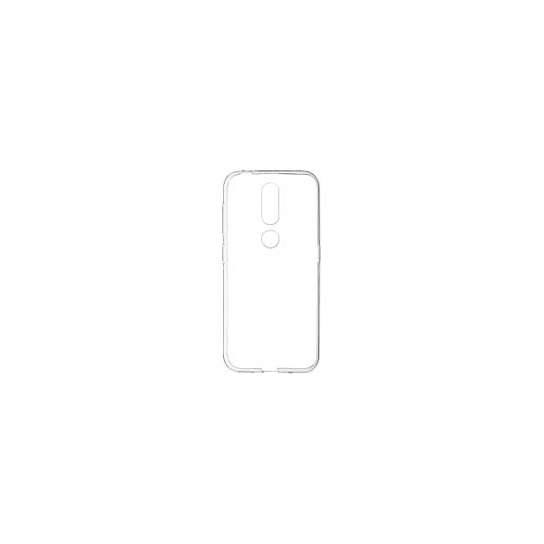 iS TPU 0.3 NOKIA 4.2 trans backcover