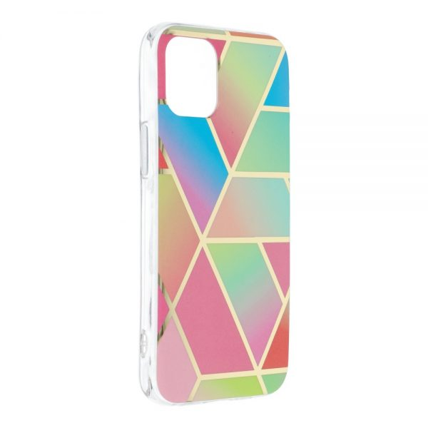 Forcell MARBLE COSMO Case for IPHONE 12 MINI design 04
