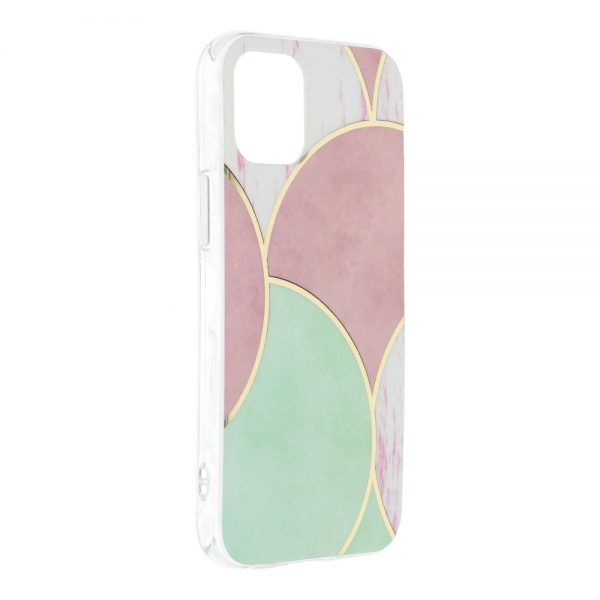 Forcell MARBLE COSMO Case for IPHONE 12 MINI design 05