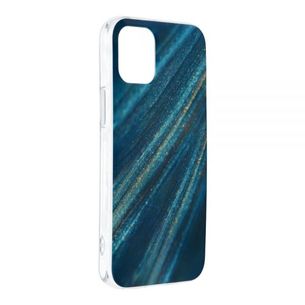 Forcell MARBLE COSMO Case for IPHONE 12 MINI design 10