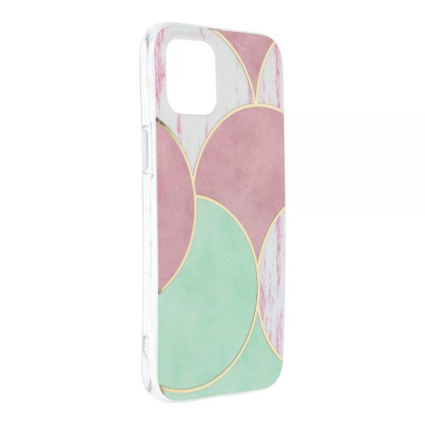 Forcell MARBLE COSMO Case for IPHONE 12 PRO MAX design 05