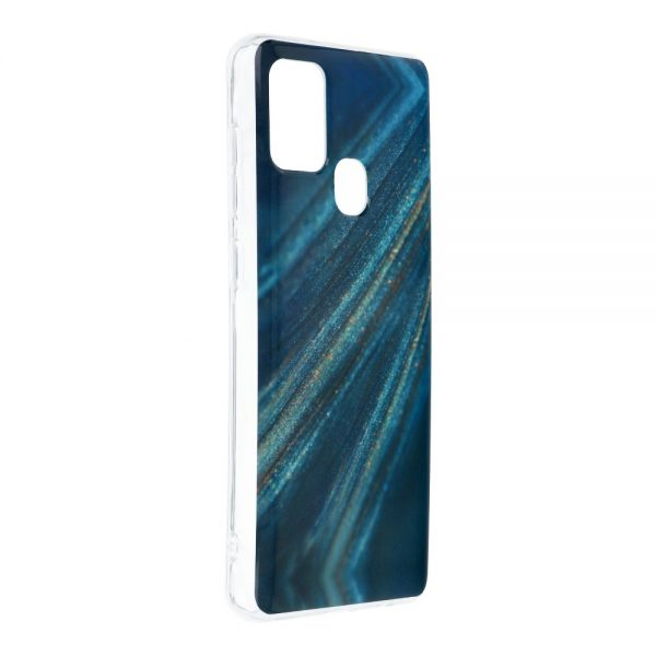 Forcell MARBLE COSMO Case for SAMSUNG A21S design 10