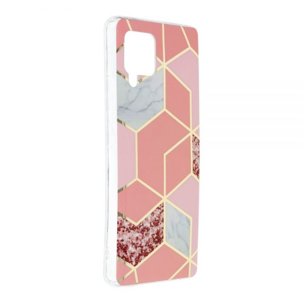 Forcell MARBLE COSMO Case for SAMSUNG A52 5G / A52 LTE ( 4G ) design 02