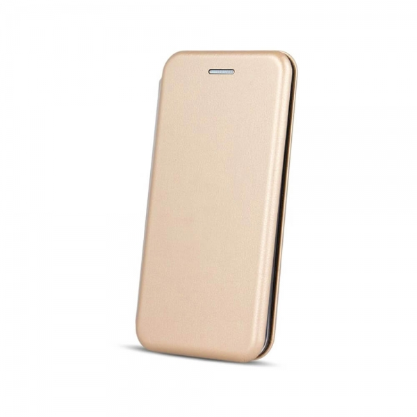 SENSO OVAL STAND BOOK HUAWEI Y9 PRIME 2019 / P SMART Z / HONOR 9X gold