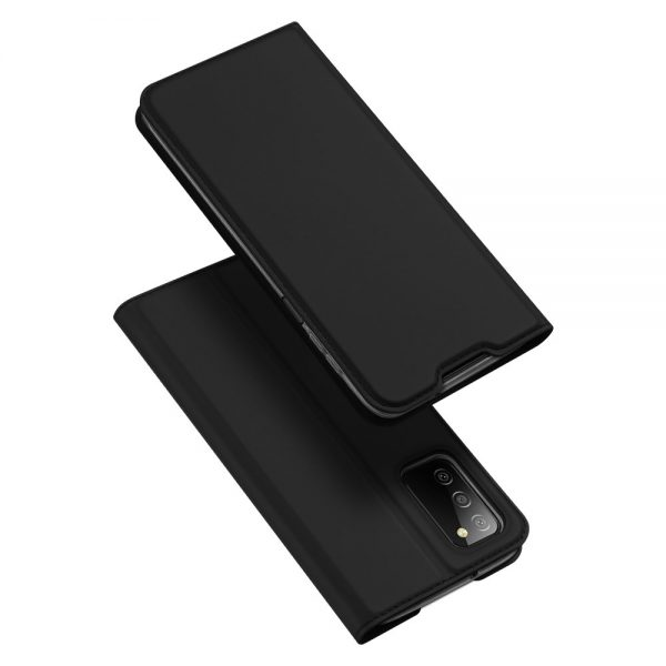 Dux Ducis Skin Pro Bookcase type case for Samsung Galaxy A03s black