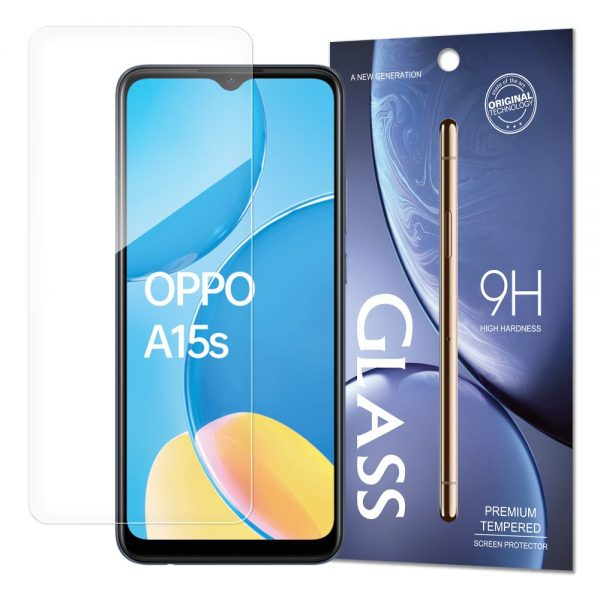 Tempered glass eco not branded OPPO A15S/A15