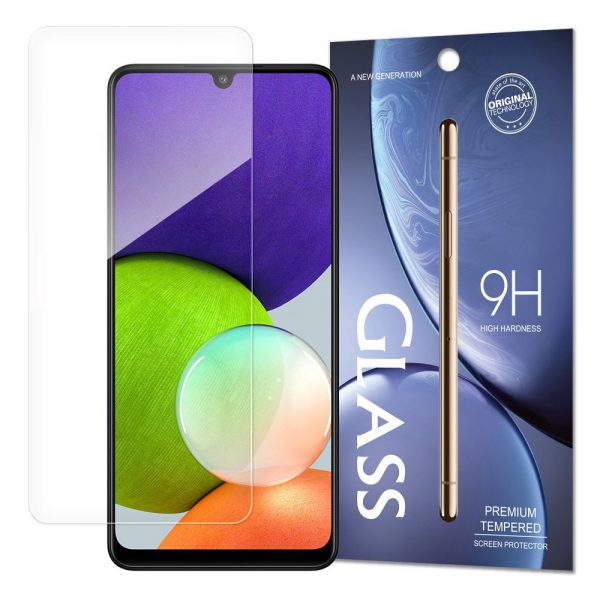 Tempered glass eco not branded Samsung A22 4G