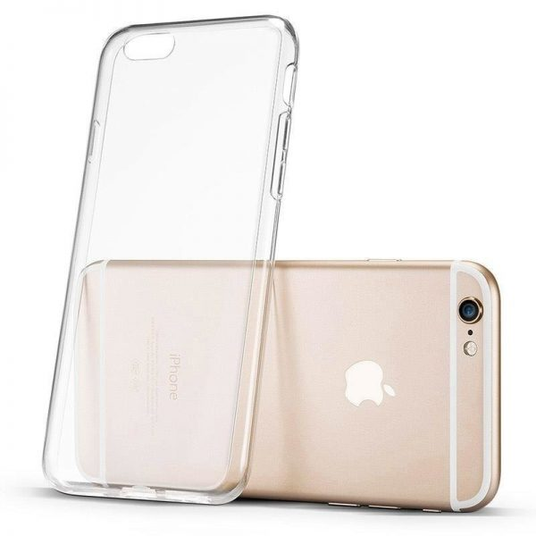 Ultra Clear 0.5mm Case Gel TPU Cover for Realme 7i (Global) / C12 transparent